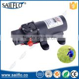 Sailflo 12V 80PSI 1.1LPM agricultural water pump electric water pump motor battery powered fine mist spray pump