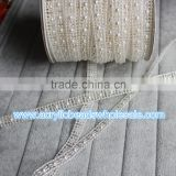 25m=28Yards/lot 10mm wide faux pearl bead garland string chain WEDDING centerpiece decoration favor DIY table candelabras CRAFTS