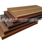 WPC decking floor hollow solid outdoor board wholesale DIY high quality outdoor wood plastic composite decking flooring