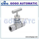 China manufacture high grade brass angle stop valve with pex