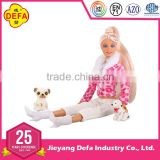 11.5'' PVC material 6060 wholesale dolls with vinyl doll heads and hands approved with EN71/AZO FREE/ASTM