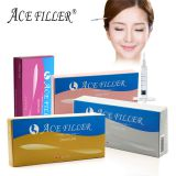 1ml ACE ultra dermal filler crosslinked hyaluronic acid gel/hyaluronic acid ampoule/face hyaluronic acid/hyaluronic acid