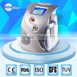tatto removal portable ND:YAG Laser equipment 532nm portable laser tattoo removal machine price