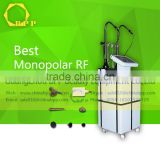 2015best price wrinkle removal facial radio frequency machine / RF wrinkle removal radio frequency electrode