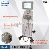 1.0-10mm Hot Selling Advanced High Intensity Focused 0.2-3.0J Ultrasound Hifu Fat Reduction Slimming Machine Skin Tightening