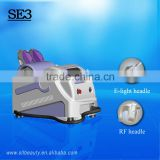 Portable cold laser therapy device for pain relief and soft tissue repaired hair removal