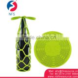 Wholesale Multifunction Eco Insulation Pads Silicone Water Wine Bottle Bag