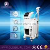 3 years warranty 2 bars in 1 lamp nd:yag acne treatment ipl rf salon hair equipment