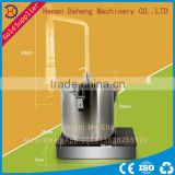 10L essential oil distillation equipment lime essential oil distillation