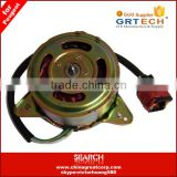 Radiator fan motor for Peugeot 206