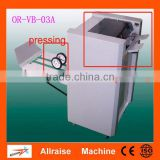 Automatic A3 A4 booklet maker book binding machine with pressing , paper folding binding machine