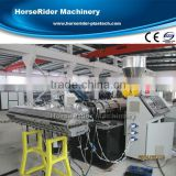 Automatic Plastic PC/PVC Corrugated Roofing Sheet Making Machinery, Plastic Roof Tile Production Line