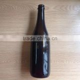750ml Empty Champagne Bottle Green/Amber/Brown/Gold Sparkling Wine Glass Bottle