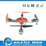 2.4G 4CH Four-axis quadcopter kit with Gyro & Camera rc ufo flying ball toy