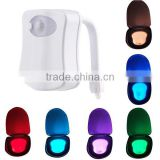 Toilet LED Motion Activated Sensor Night Light