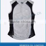 Men's Custom Sleeveless cycling vest