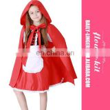 A Little Girls Kids Halloween Cosplay Party Costume Dress