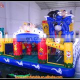 Factory wholesales toys inflatable , inflatable trampolines from china , inflatable camouflage