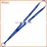 Cheap polyester lanyard/no minimum order lanyard/neck lanyard