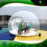 2016 Outdoor Camping Inflatable Clear Tent, Igloo Inflatable Lawn Tent, PVC Bubble Tent For Sale