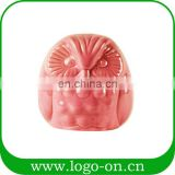 New multicolor ceramic piggy bank owl shaped money box