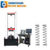Price Hotsale 100KN Automatic Computerized Spring Tension and Compression Testing Machine