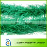 Various colors charming Ostrich Feather Boa For decoration