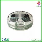 Driveway Plastic LED Solar Raised Pavement Marker,flashing light CE approved led road safety solar road stud