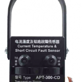 Cable Temperature and Faults Sensor Online Monitor