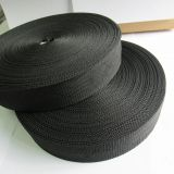 Custom polyester logo printed woven striped grosgrain ribbons