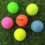 4Layer 5Layer 3Layer Custom Logo Golf Colorful Balls Gift Balls Newest Style Wholesale