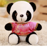 China Custom Mascot Panda Plush Toys