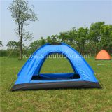 Dome 2 Man Campaign Tent  Blue Color Two Door Camping Tents