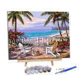 DIY painting by numbers modern oil painting for Adults Kit T5 30*40