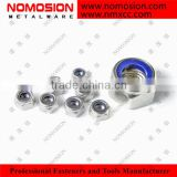 Non-standard customized nylon lock nuts