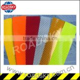 High Brightness Acrylic Micro Prism Color Reflective Material