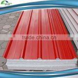 950mm Waterproof Steel EPS Sandwich Panel Factory