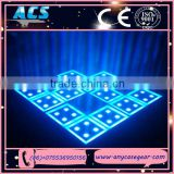 ACS High Brightness Wedding Disco Club Rental digital Portable super slim led dance floor