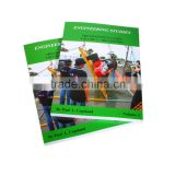 Softcover Book catalogue Printing with High Quality