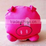 Cute Stuffed Pink Piggy Screen Cleaner 9cm High /Plush Practical Products Screen Cleaner Pendant for Computer and Mobile