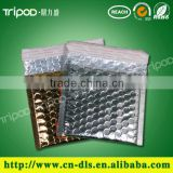 2013 hot sales colorful Aluminium foil bubble bag also can be printed bubble bag to protect electronics