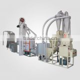 2016 New fully automatic maize gruel machine plant/maize flour meal machine line for sale