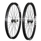 2016 newest powerway hub 32 holes Carbon Fiber 29er Tubeless Wheel wide 40mm All Mountain Wheels