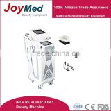 Lip / Beard Vascular Lesion Removal And Ipl Pigmentation Spots Removal Hair Removal Machine Senile Plaque Removal