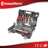 55pcs Multi-functional Flashlight Hand Toolsmultifunctional machine maintenance tool set