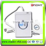 Long range rfid reader nfc reader usb sdk