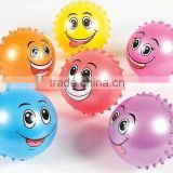Fitness 10inch spiky massage ball, balance exercise toys for Wholesale, sports ball for children, EB033277