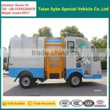 5.5kw Motor Small Size Electric Garbage Collecting Truck Made in China