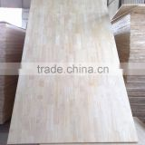 Rubber Wood finger joint panels/ Rubber Wood finger joint boards                                                                         Quality Choice