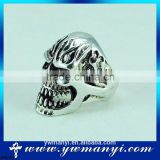 The most popular jewellery in karachi punk skull ring jewelry R43                                                                         Quality Choice